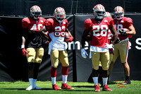 49ers Training Camp 2015